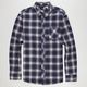 RIP CURL Wadell Mens Flannel Shirt