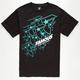 FAMOUS STARS & STRAPS Stack Em Mens T-Shirt