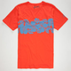 RIP CURL Tropic Band Knit Mens T-Shirt