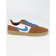 NIKE SB Team Classic Brown & Blue Shoes