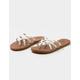 BILLABONG Paradise Cove 2 Womens White Sandals