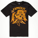 FAMOUS STARS & STRAPS We Here Mens T-Shirt