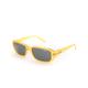 ARNETTE x Post Malone Posty Signature Style Yellow & Black Sunglasses