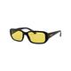 ARNETTE x Post Malone Posty Signature Style Black & Yellow Sunglasses