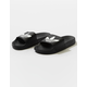 ADIDAS Adilette Lite Mens Black Slide Sandals