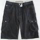 3RD & ARMY Kobayashi Print Mens Cargo Shorts