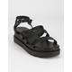 WILD DIVA Banded Womens Flatform Sandals