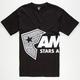 FAMOUS STARS & STRAPS Static Mens T-Shirt