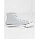 CONVERSE Chuck Taylor All Star Seasonal Color Womens Wolf Grey High Top Shoes