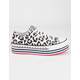 CONVERSE Chuck Taylor All Star Platform Layer OX Womens Low Top Shoes
