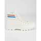 CONVERSE Lugged Varsity Chuck Taylor All Star Womens Ivory High Top Shoes