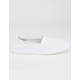 ROXY Danaris Womens White Slip-On Shoes