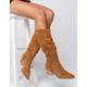 COCONUTS Earl Womens Saddle Knee High Boots