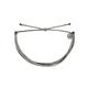 PURA VIDA Steel Anchors Bracelet