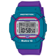 G-SHOCK BGD525F-6 Baby G Blue & Purple Watch