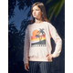 BILLABONG Retro Sunset Girls Sweatshirt