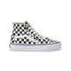 VANS Sk8-Hi Tapered Womens Black & True White Shoes