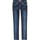 YMI Contrast Stitch Girls Skinny Jeans