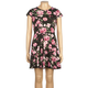 FULL TILT Floral Studded Girls Skater Dress