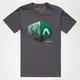 RVCA Photo Hex Mens T-Shirt
