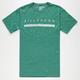 BILLABONG Sparse Mens T-Shirt
