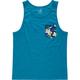 BLUE CROWN Aloha Pocket Mens Tank