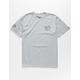 SALTY CREW Bruce Boys Heather Gray T-Shirt