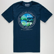 BILLABONG New Times Mens T-Shirt