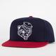 MOTIVATION Outline Mascot Mens Snapback Hat