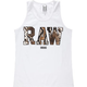 IMKING Raw Mens Tank