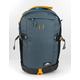 JANSPORT Gnarly Gnapsack 25 Dark Slate Ripstop Backpack