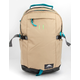 JANSPORT Gnarly Gnapsack 25 Field Tan Ripstop Backpack