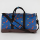 CHUCK ORIGINALS Pajaros Duffle Bag
