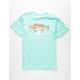 SALTY CREW Spot Tail Mens T-Shirt