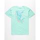 SALTY CREW Lit Up Mens T-Shirt