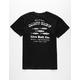 SALTY CREW Rat Pack Mens Black T-Shirt
