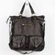 T-SHIRT & JEANS 2 Pocket Tote Bag