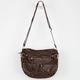 T-SHIRT & JEANS 2 Pocket Crossbody Bag
