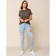 LEVI'S 711 Womens Light Wash Skinny Jeans