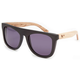 PROOF Bird 2 Tone Wood Sunglasses