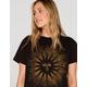 FULL TILT Zodiac Sun T-Shirt Dress