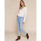 BLANK NYC Wild, Wild West Womens Skinny Jeans
