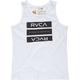 RVCA New Bars Boys Tank