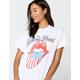 BRAVADO Rolling Stones Americana Womens Tee