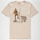 ELEMENT Take A Hike Mens T-Shirt