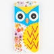 Floral Owl iPhone 5 Case
