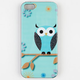 Owl Branch iPhone 5 Case