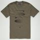 REEF Calafia Mens T-Shirt