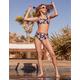 FULL TILT Scoop Bralette High Waist Girls Bikini Set