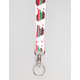 BLUE CROWN California Bear Lanyard
